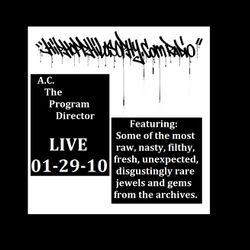 HipHopPhilosophy.com Radio - LIVE - 01-29-10