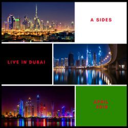 A Sides Live In Dubai - Apr 2018