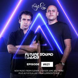 Future Sound of Egypt 621 with Aly & Fila