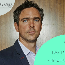 #24 Empowering the crowd to startup invest with Luke Lang, CrowdCube
