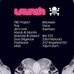 Dj Trax Launch Promo Mix.