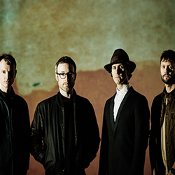 The Selector w/ Maximo Park & MANT