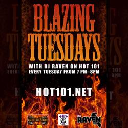 Blazing Tuesday 16