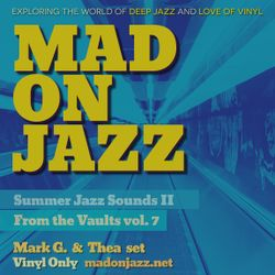 MADONJAZZ From the Vaults vol. 7: Summer Jazz Sounds II