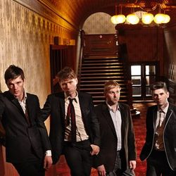 The XFM Mixtape with Ford SYNC - Franz Ferdinand Show 1