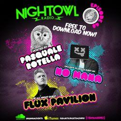 Night Owl Radio 040 ft. Flux Pavilion and No Mana