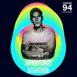 Tommyboy Housematic on Radio 1 (2020-05-23) R1HM94