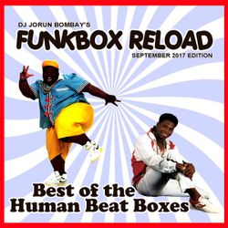 DJ JORUN BOMBAY PRESENTS : FUNKBOX RELOAD - SEPTEMBER 2017 EDITION