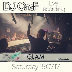 @DJOneF LIVE @ Shooshh, Brighton. GLAM. 15.07.17 Pt.2 [Remixes/R&B/Trap]