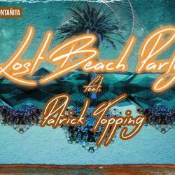 Patrick Topping @ Lost Beach Club Montanita Ecuador 16.08.2014