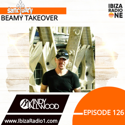 Sanctuary Show 126 The Beamy Takeover ~ Ibiza Radio 1 ~ 20/10/19