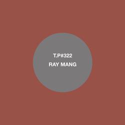 322 / Ray Mang