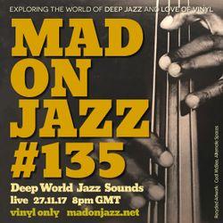 MADONJAZZ #135: Deep World Jazz Sounds