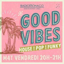 DJM4t - Good Vibes (18-10-19)