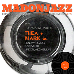 MADONJAZZ - #75: Carnival Wknd Issue