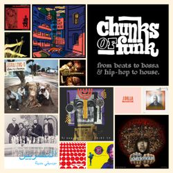Chunks of Funk vol. 87: Toshio Matsuura Group, DJ Khalab, Le Motel, Chinese Man, Adrian Younge, …
