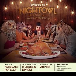 Night Owl Radio 118 ft. G Jones & Eprom and Vini Vici