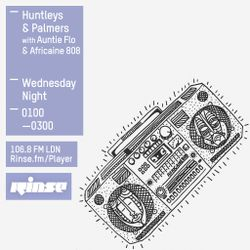 Auntie Flo presents H&P on Rinse FM - Feb 2016 w/ Africaine 808
