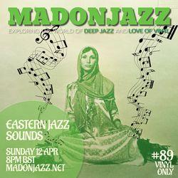 MADONJAZZ #89: Eastern Jazz Sounds
