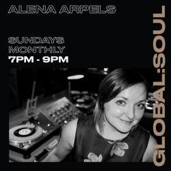 Alena Arpels on Global Soul 1st August 2021