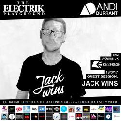 Electrik Playground 18/3/17 inc Jack Wins Guest Session
