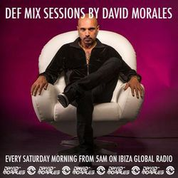 The Def Mix Sessions // Ibiza Global Radio (22/09/17)