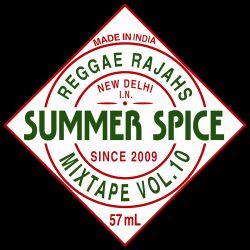 Reggae Rajahs Vol.10 Summer Spice Mix #RREU13