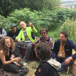 Mixmaster Morris @ Strummerville Glastonbury 2017