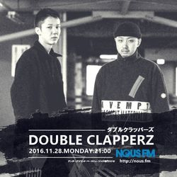 NOUS FM Podcast - Double Clapperz w/ Boylan Guest Mix - 28th November 2016