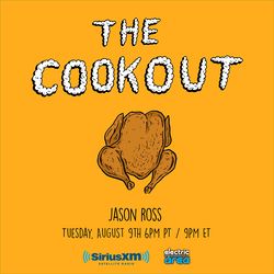 The Cookout 007: Jason Ross