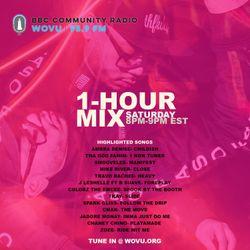 M. Stacks- WOVU 95.9fm mixshow (10.19.19)
