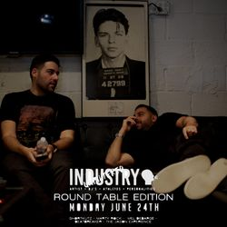 Industry Talk Round Table Ep7 - BeatBreaker, Mel Debarge, Shortkutz, Marty Rock, Jason Experience
