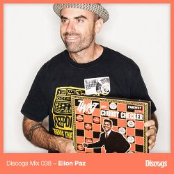 Discogs Mix 38- Eilon Paz