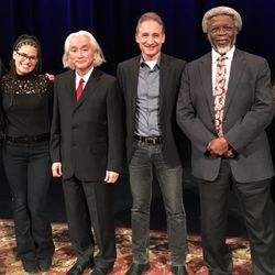 Episode 138 - Michio Kaku, Brian Greene, & Jim Gates