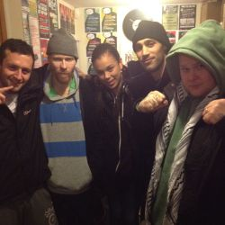 Suspect Packages Radio Show (Feb 2012)