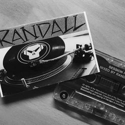 "RAndall Studi0 Session 93"""