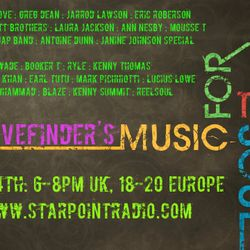 Groovefinder's Early Evening Beats on Starpointradio - 14th May