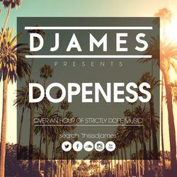 DJames - Dopeness Mixtape