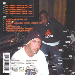 DJ Riz - Live From Brooklyn Vol. 2