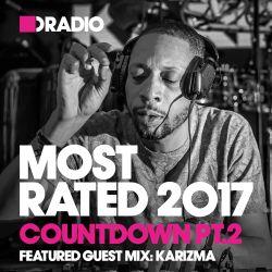 Defected Radio Most Rated 2017 Pt.2 w/ Karizma - 15.12.17