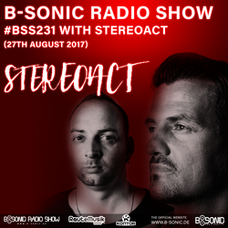 B-SONIC RADIO SHOW #231 by Stereoact
