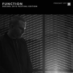 XLR8R Podcast 397: Function - Decibel 2015 Festival Edition