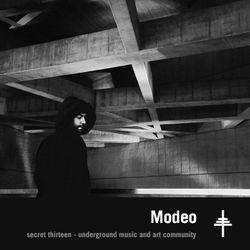 Modeo - Secret Thirteen Mix 174