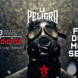 Finger @ Low Syndicate en La Peligro 23.03.18