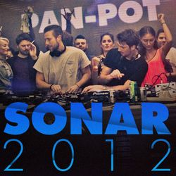 Pan-Pot live recorded at Sonar 2012