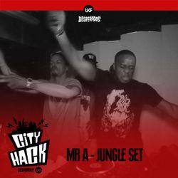 Mr A - Jungle Set (UKF & Desperados City Hack Challenge 4)