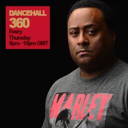 DANCEHALL 360 SHOW - (21/04/16) ROBBO RANX