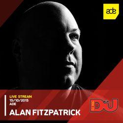 Alan Fitzpatrick Live from Nova @ ADE 15/10/2015