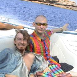 Mixmaster Morris @  Can Chill Ibiza 1