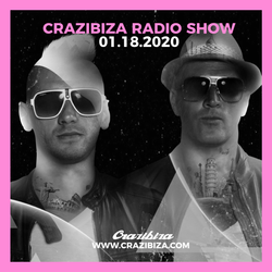Crazibiza Radio Show (2020-01-18)